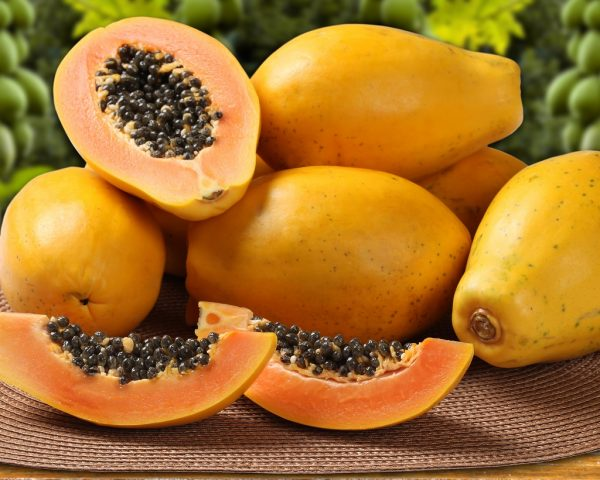Papaya Ripe